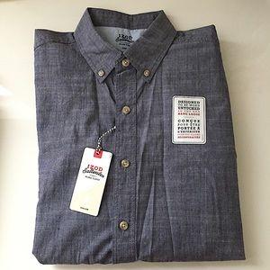 NWT IZOD Slim Fit Shirt